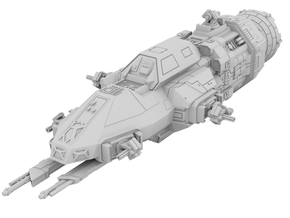 1:500 Rocinante - The Expanse in Frosted Ultra Detail
