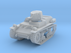 PV58D T14 Light Tank (1/144) in Smoothest Fine Detail Plastic