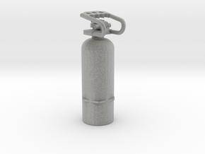 1/10 Scale Air Tank  in Metallic Plastic