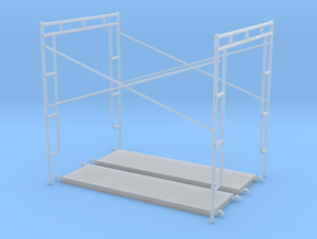 1:24 Assembly 60x84x76 in Smooth Fine Detail Plastic