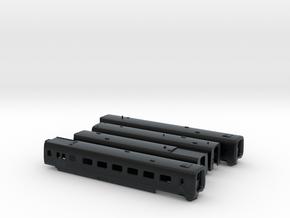 DSB IR4 N [4x body] in Black Hi-Def Acrylate
