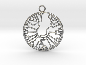 Phylogenetic Tree in Natural Silver