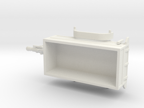 1068 Anhänger Ho in White Natural Versatile Plastic: 1:87 - HO