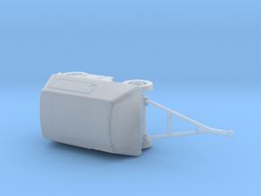 CO2- Anhänger in Smoothest Fine Detail Plastic