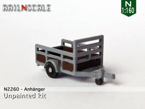 Anhänger (N 1:160) in Frosted Ultra Detail