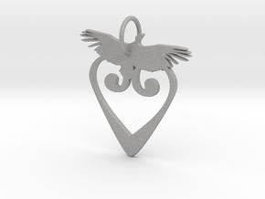 Creator Keychain in Aluminum
