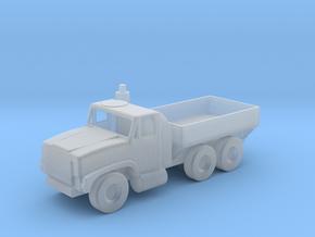 1/144 Scale Oshkosh Mk23 Mk 25 MTVR Cargo Truck in Smooth Fine Detail Plastic