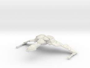 IKV Kor Class HvyCruiser I in White Strong & Flexible