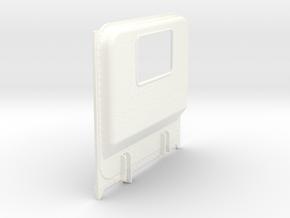 1/24 Italeri Peterbilt Unibilt Daycab part A in White Processed Versatile Plastic: 1:24
