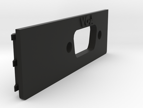 A1200 Rear Expansion VGA in Black Strong & Flexible