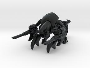 Hellfex 002 Tarantula 15mm in Black Hi-Def Acrylate