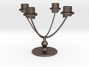 Candle Holder Model U4 in Stainless Steel