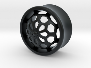 VORTEX1-20mm in Black Hi-Def Acrylate