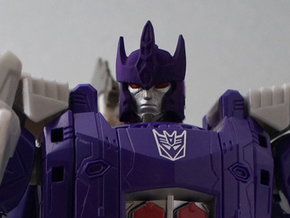 Galvatron for titans return in Smoothest Fine Detail Plastic