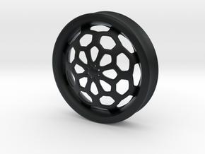 VORTEX1-49mm in Black Hi-Def Acrylate