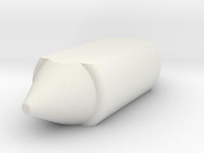 Festoon Bulb (dome light) Spacer for NA & NB Mazda in White Natural Versatile Plastic