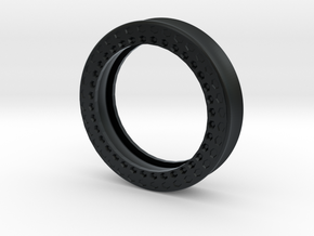 VORTEX11-51mm in Black Hi-Def Acrylate