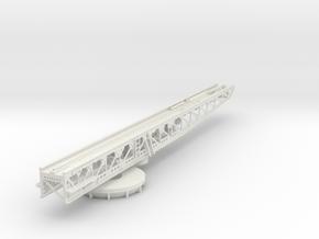 1/32 IJN Catapult in White Natural Versatile Plastic