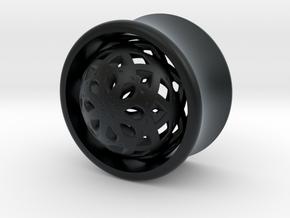 VORTEX2-17mm in Black Hi-Def Acrylate
