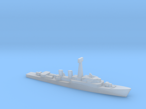 Tribal-class frigate, 1/3000 in Smooth Fine Detail Plastic