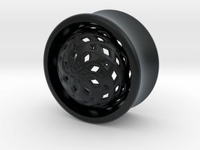 VORTEX3-20mm in Black Hi-Def Acrylate