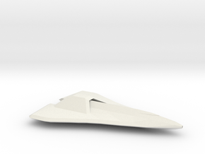 Lynx-Class Star Yacht in White Natural Versatile Plastic