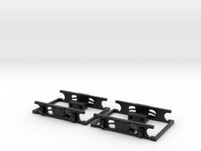 Blenden V2 Triebwagen in Black Hi-Def Acrylate