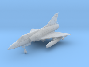 020I Mirage IIIEA - 1/200 in Smooth Fine Detail Plastic