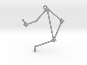 The Constellation Collection - Libra in Aluminum