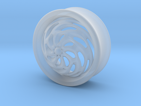 VORTEX4-26mm in Smooth Fine Detail Plastic