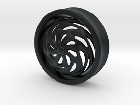 VORTEX4-34mm in Black Hi-Def Acrylate