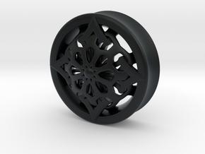 VORTEX6-34mm in Black Hi-Def Acrylate