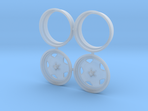 Centerline Convo Pro Front 1/24 in Smooth Fine Detail Plastic