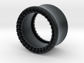 VORTEX8-16mm in Black Hi-Def Acrylate