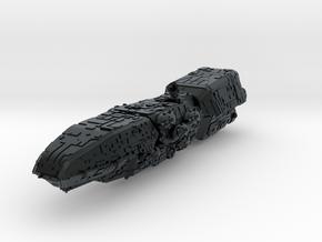 (Armada) Dreadnaught v2 in Black Hi-Def Acrylate