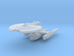 Midfrie Class IV  BattleCruiser in Frosted Ultra Detail