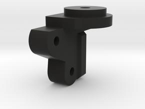 CMAX+SCX2 axle Front Right Coil Bucket in Black Natural Versatile Plastic