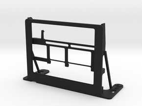 SX-64 LCD Display Mounting Frame in Black Strong & Flexible