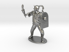 Goblin Miniature (MM Cover) in Natural Silver: 1:60.96