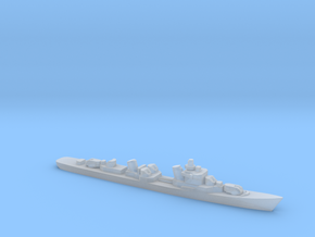 Kotlin-class destroyer, 1/1800 in Smooth Fine Detail Plastic
