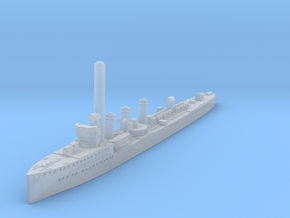 M-class German Light Cruiser (GW36) in Smooth Fine Detail Plastic