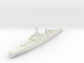 M-class light Cruiser (GW36) in White Natural Versatile Plastic