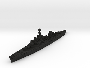 M-class light Cruiser (GW36) in Black Acrylic