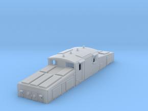 """LEW EL2 """"N"""" scale (Top part 1-2) in Smooth Fine Detail Plastic"""