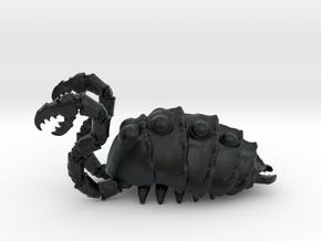 Wusler 01 in Black Hi-Def Acrylate