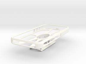 SnapMount iPhone 5s in White Processed Versatile Plastic