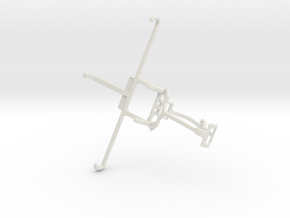Controller mount for Xbox One & Acer Liquid X2 in White Natural Versatile Plastic