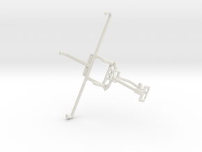Controller mount for Xbox One & Acer Liquid Z630 in White Natural Versatile Plastic