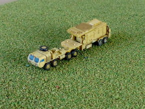 US Patriot MIM 104 AN/MPQ-53/65 Radar 1/160 in Smooth Fine Detail Plastic