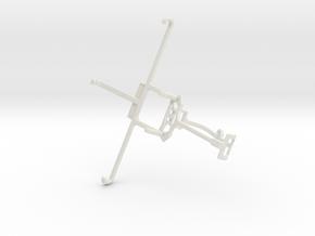 Controller mount for Xbox One & alcatel Pop 4S in White Natural Versatile Plastic